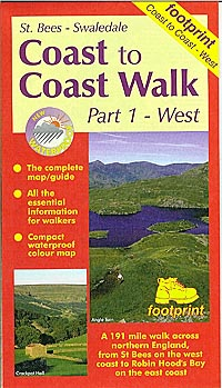 Coast to Coast Walk: Part 1 West, St Bees - Swalesdale