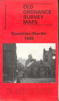 Old Ordnance Survey Maps of Cumberland: Dumfries (North)