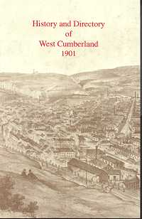 History and Directory of West Cumberland 1901