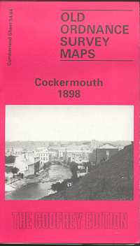Old Ordnance Survey Maps of Cumberland: Cockermouth 1898