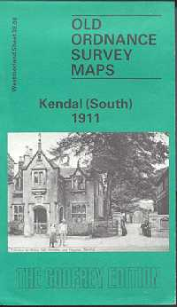 Old Ordnance Survey Maps of Westmorland: Kendal (South)