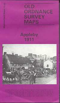 Old Ordnance Survey Maps of Westmorland: Appleby1911