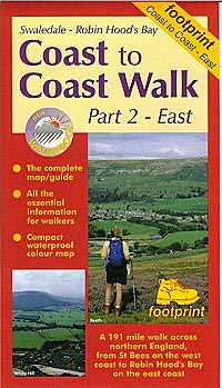 Coast to Coast Walk: Part 2 East, Swaledale - Robin Hood's Bay