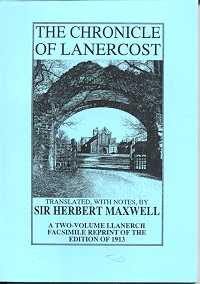 The Chronicle of Lanercost