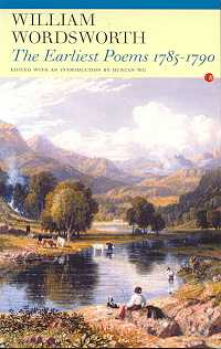 William Wordsworth: The Earliest Poems 1785-1790