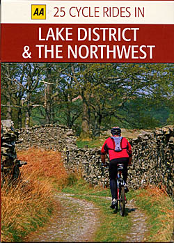 AA - 25 Cycle Rides in Lake District & the Northwest