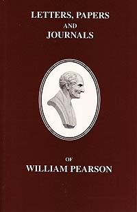 Letters, Papers and Journals of William Pearson