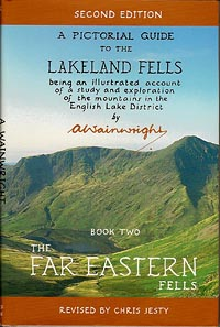 A Pictorial Guide to the Lakeland Fells Book 2: The Far Eastern Fells SECOND EDITION