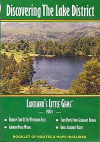Lakeland's Little Gems Part 1: Discovering the Lake District DVD