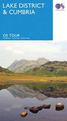 Lake District & Cumbria: Travel Map : Tour 3