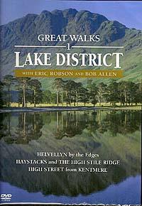 Great Walks 1: Lake District DVD