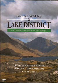Great Walks 2 DVD - Lake District