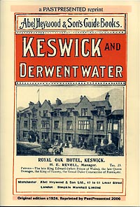 Abel Heywood's Guide Books - Keswick & Derwentwater Illustrated