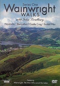 Wainwright Walks Series One DVD - with Julia Bradbury