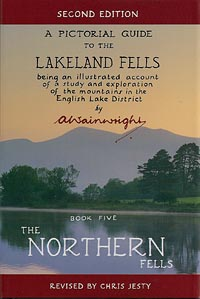 A Pictorial Guide to the Lakeland Fells, Northern Fells, Book Five