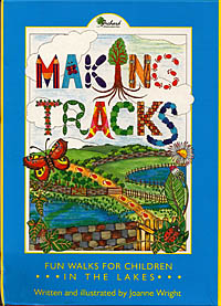 Making Tracks - Fun Walks For Children In The Lakes