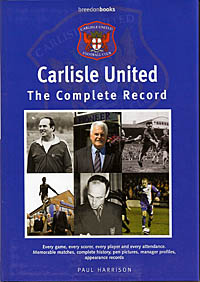 Carlisle United - The Complete Record