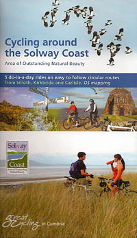 Cycling Around the Solway Coast - Area of Outstanding Natural Beauty