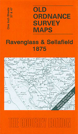 Old Ordnance Survey Maps - Ravenglass & Sellafield 1875