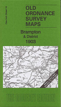 Old Ordnance Survey Maps - Brampton & District 1903