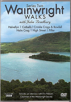 Wainwright Walks  With Julia Bradbury - Series Two - DVD
