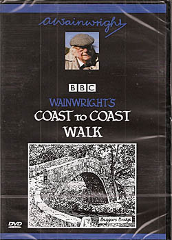 Wainwright's Coast to Coast Walk - DVD
