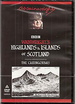 Wainwright's Highlands & Islands of Scotland - DVD