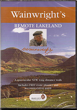 Wainwright's Remote Lakeland - DVD