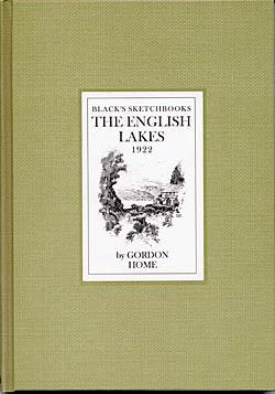 Black's Sketchbooks - The English Lakes 1922