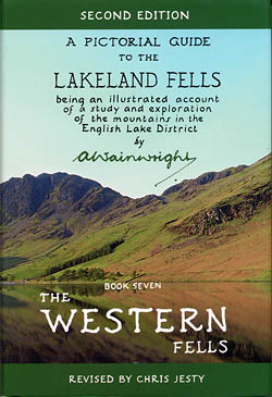 A Pictorial Guide to the Lakeland Fells Book 7 : The Western Fells,  SECOND EDITION