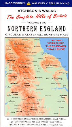 Atchison's Walks - The Complete Hills of Britain - Northern England Volume - Two