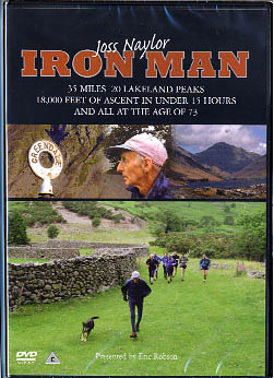 Joss Naylor - IRON MAN - DVD
