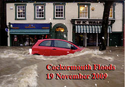 Cockermouth Floods - 19 November 2009