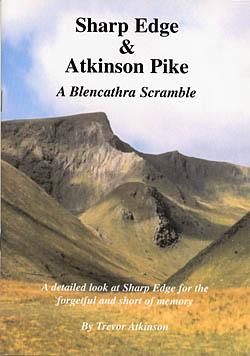 Sharp Edge & Atkinson Pike - A Blencathra Scramble