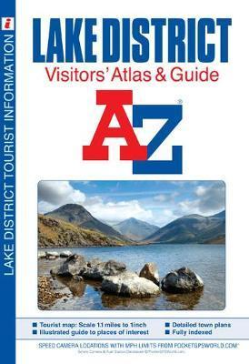 A-Z Lake District Visitors' Atlas & Guide