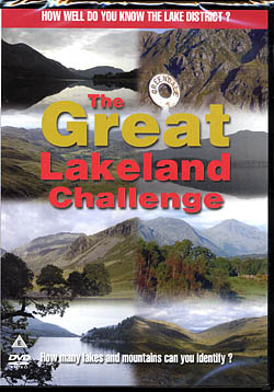 The Great Lakeland Challenge - DVD