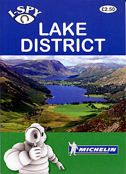 I-SPY - Lake District