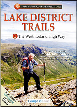 Lake District Trails DVD - The Westmorland High Way