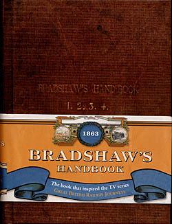 Bradshaw's Railway Handbook 1,2,3,4 - Facsimile