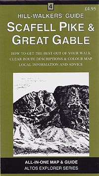 Hill Walkers Guide 4 - Scafell Pike & Great Gable