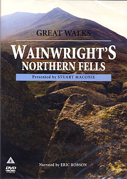 Great Walks - Wainwright's Northern Fells DVD