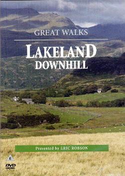 Great Walks - Lakeland Downhill DVD
