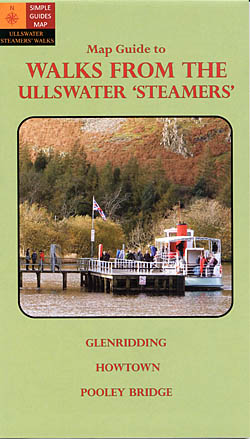 Map Guide to Walks From the Ullswater Steamers