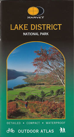 Lake District Outdoor Atlas