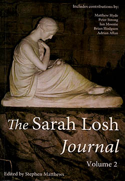 The Sarah Losh Journal Volume Two