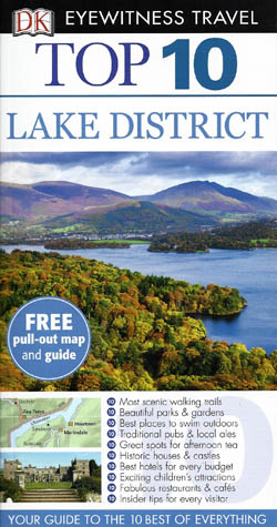 DK Eyewitness Top 10 Travel Guide - Lake District