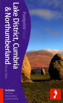 Footprint Focus - Lake District, Cumbria & Northumberland