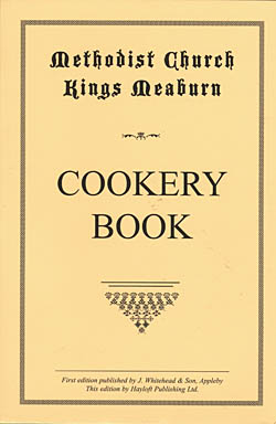Methodist Church Kings Meaburn Cookery Book
