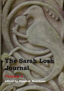 The Sarah Losh Journal Volume 3