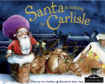 Santa is coming to Carlisle